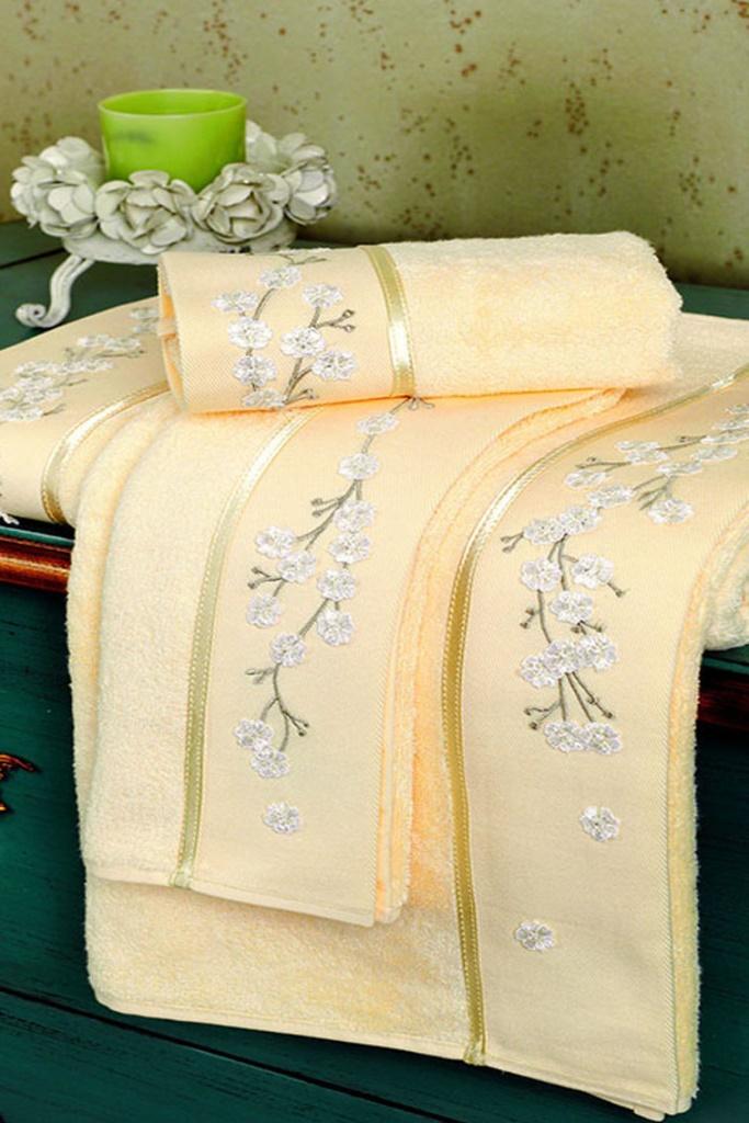 Фото полотенце с вышивкой 2